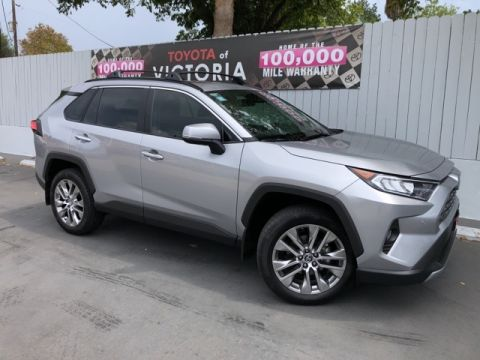 New 2019 Toyota RAV4 Limited